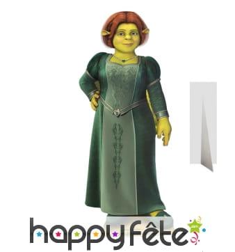 Silhouette de Fiona taille réelle en carton