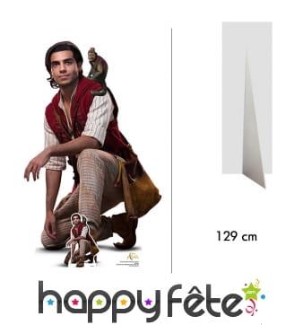 Silhouette du film Aladdin avec Abu taille réelle