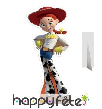 Silhouette de Jessie, Toy Story
