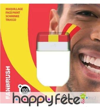Stick de maquillage drapeau Espagne