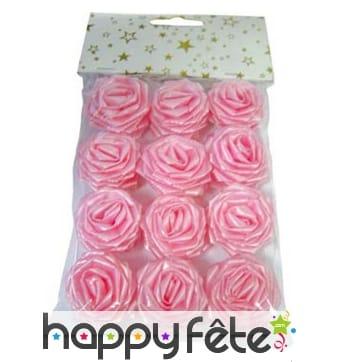 Sachet de petites roses décoratives