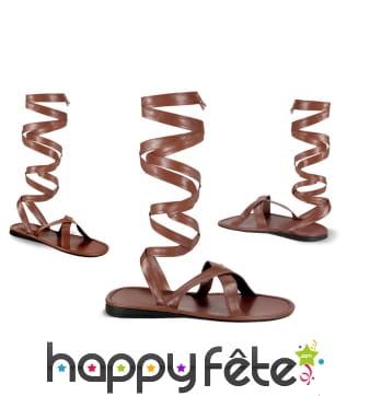 Sandales de romain