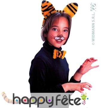 Set de tigre pour enfant