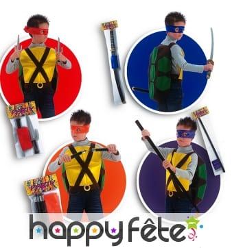 Set de tortue ninja