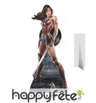 Silhouette de Wonder Woman 2017 taille réelle