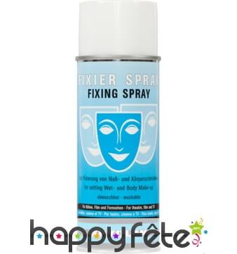 Spray fixateur Kryolan pour maquillage