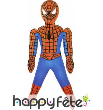 Spiderman gonflable