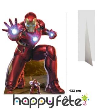Silhouette Iron Man de 133cm, Avengers Endgame