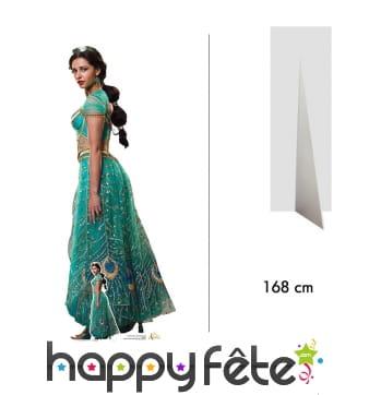 Silhouette Jasmine du film Aladdin taille réelle