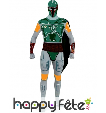 Seconde peau Boba Fett, Star Wars