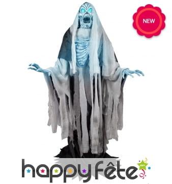 Spectre squelette géant de Halloween 2,4m