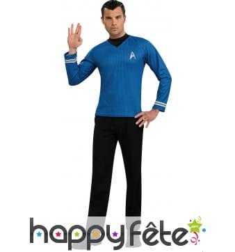 Sweatshirt spock licence star trek