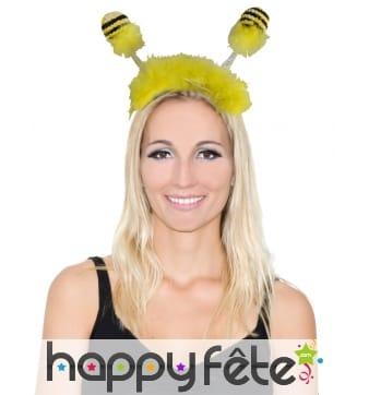 Serre tête abeille pour adulte