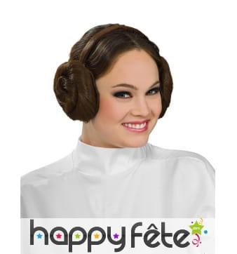 Serre-tête chignons de la princesse Leia
