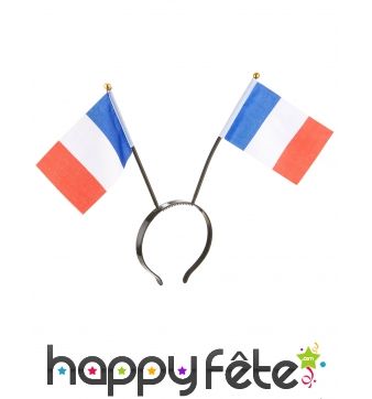 Serre-tête drapeaux France