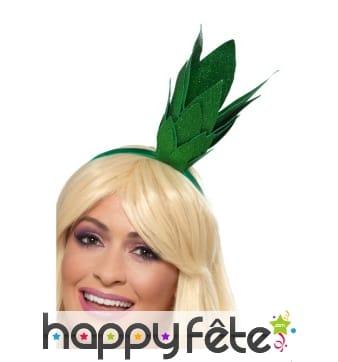 Serre tête feuilles d'ananas