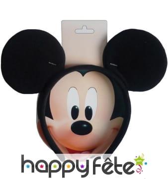 Serre-tête Mickey pour enfant