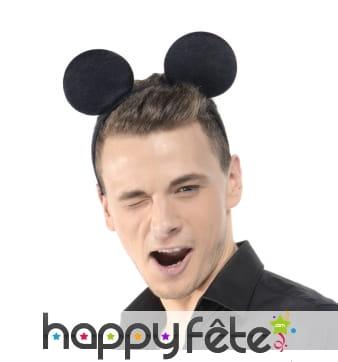 Serre-tête oreilles de Mikey pour adulte