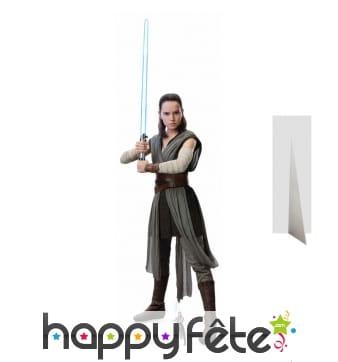 Silhouette taille réelle de Rey, Star Wars