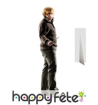 Silhouette Weasley Harry potter en carton