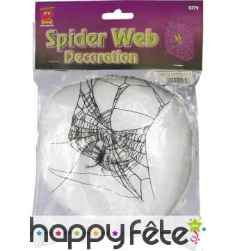 Toile araignée décoration