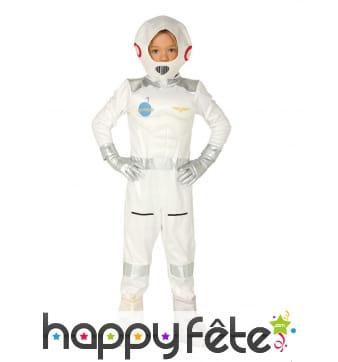 Tenue d'astronaute pour enfant