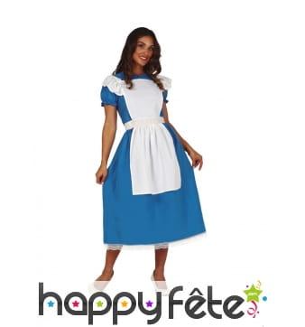 Tenue de Alice pour femme