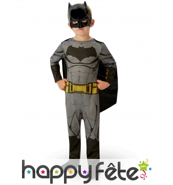 Tenue de Batman Justice League pour enfant
