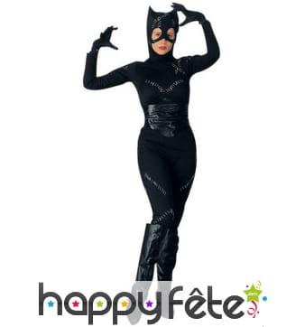 Tenue de Catwoman pour femme