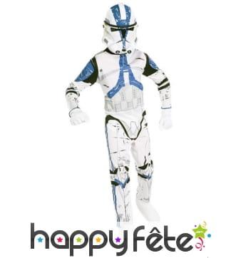 Tenue de Clone Trooper pour enfant