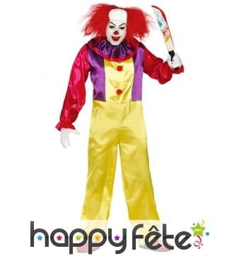 Tenue de clown ça de Stephen King, version 1