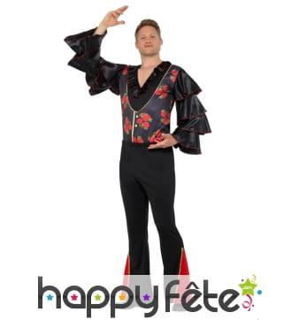Tenue de danseur de Flamenco