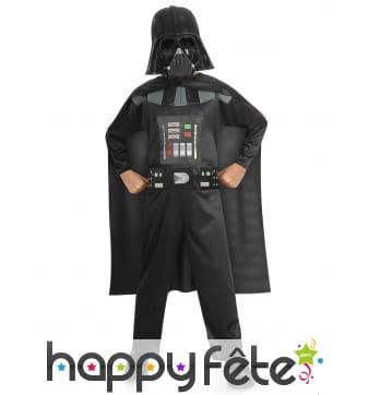 Tenue de Dark Vador pour enfant, Star Wars