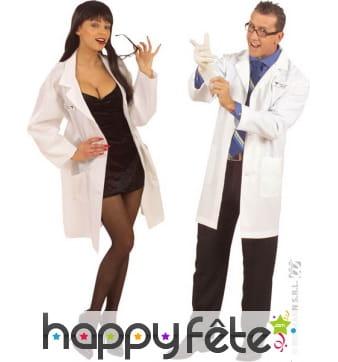 Tablier de gynecologue