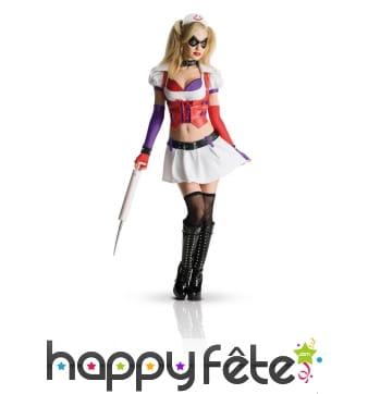 Tenue de Harley Quinn, Arkham city
