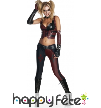 Tenue de Harley Quinn, Batman Arkham City