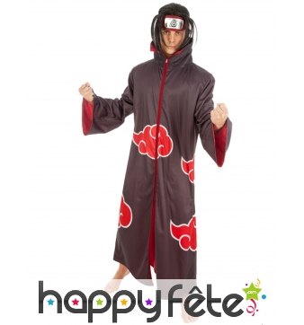 Tenue de Itachi pour homme, Naruto