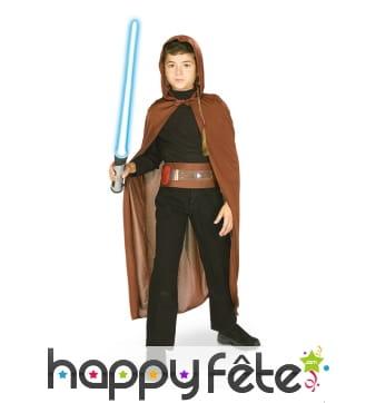 Tenue de Jedi pour enfant