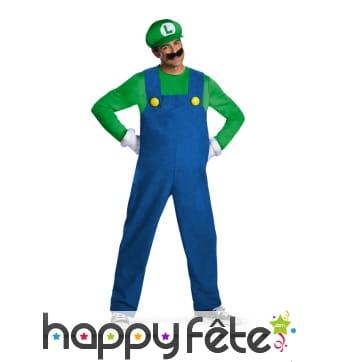 Tenue de Luigi deluxe