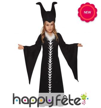 Tenue de maratre de Halloween pour enfant