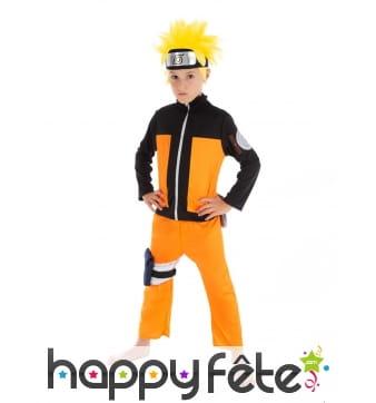 Tenue de Naruto pour enfant