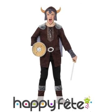 Tenue de petit Viking pour garçon