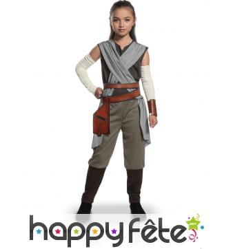 Tenue de Rey, Star Wars VIII pour enfant