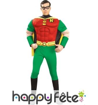 Tenue de Robin deluxe pour adulte, Batman