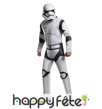 Tenue de stormtrooper adulte, luxe