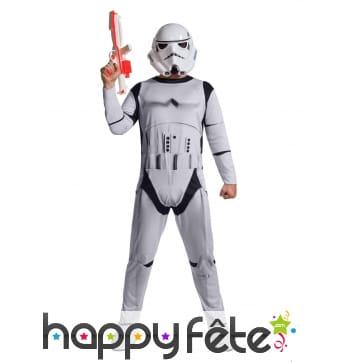 Tenue de Stormtrooper pour homme, Star Wars