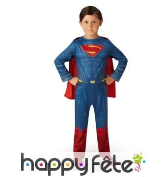 Tenue de superman dawn of justice pour enfant