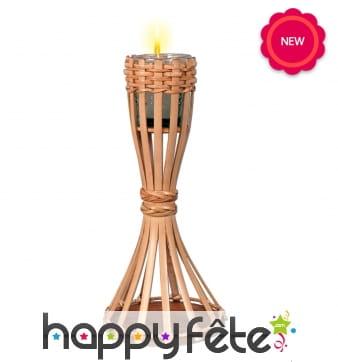 Torche de table de 28cm