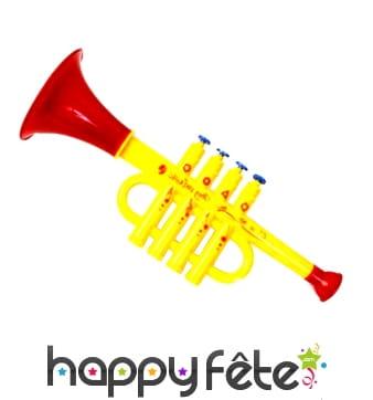 Trompette jouet de 26cm