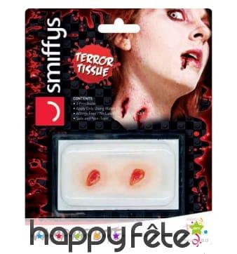 Tatouage morsure de vampire